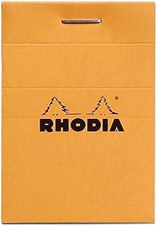 RHODIA 罗地亚 法国 经典上翻笔记本 橙色 N10方格 10200