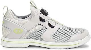 Dexter 男式 Pro BOA 保龄球鞋 - 白色/绿黄色