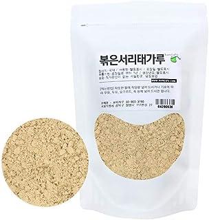 韩国草本植物绿核桃黑豆粉 10.6 盎司(300 克)