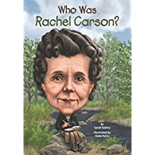 Who Was Rachel Carson? (Who Was?) (English Edition)