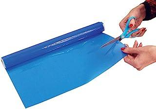 Aidapt Vm986cb 橡胶卷,防滑,蓝色,400 x 1000 毫米