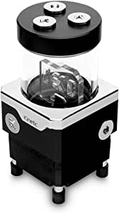 EKWB EK-Quantum Kinetic TBE 120 VTX PWM 泵/储液器组合,D-RGB 乙缩醛
