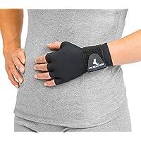 Mueller 双面压缩手套,采用热活性技术,OSFM ,黑色