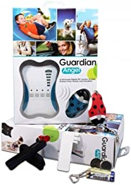 Guardian Angel 2 个儿童追踪器 儿童定位报警器 家庭保护*婴儿器