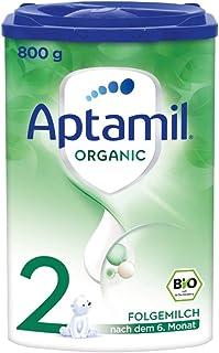 Aptamil 爱他美 ORGANIC 2段婴儿奶粉,800g