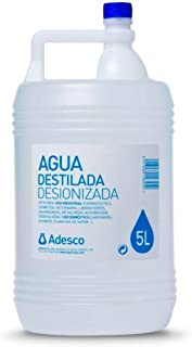 La Tuna 蒸馏水 5,多色,5升