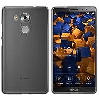 Mumbi 华为 Mate 8、Mate 9*的手机保护壳 transparent schwarz Mate 8