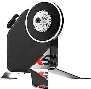 ThinkRider X5Neo 直接驱动智能自行车训练器,内置功率计,支持 Zwift,*大 2000 瓦,模拟 15% 斜度,ANT+ 和蓝牙兼容