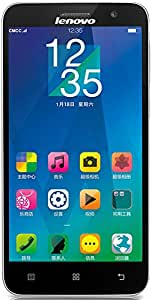 Lenovo 联想 黄金斗士A8(A808T)4G手机(深邃黑)