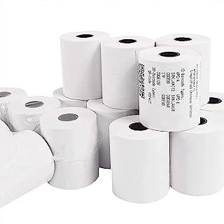 OausTect 2 1/4 英寸 x 85 英尺热打印机纸卷,收银机 POS 收据纸卷(50 卷)