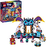 LEGO 乐高 魔鬼系列 博尔凯诺·洛克城市音乐会 41254