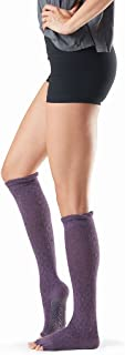 ToeSox Grip Pilates 船袜 - 防滑跑步半脚趾瑜伽和芭蕾舞鞋