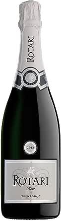 【亚马逊直采】Rotari 罗塔丽 天然起泡酒特伦托DOC, 750ml(亚马逊进口直采红酒,意大利品牌)自营精选