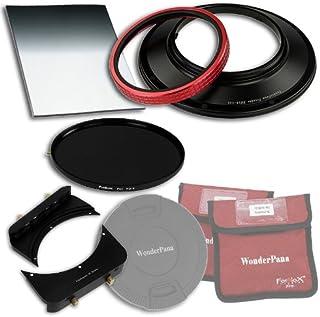 WonderPana FreeArc Core Nikon 镜头WPFA-NK14-Esntl6HE ND16 + Grad 0.6 HE 黑色