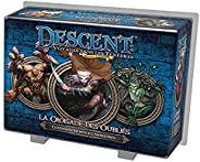 Asmodee – 骰子游戏 – Descent 14 ans to 18 ans Erweiterung - La Croisade des Oubliés