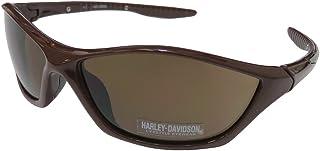 Harley-Davidson 设计师太阳镜 HDS5023 棕色 w/琥珀色镜片