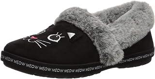 Skechers Too Cozy-Meow 女士睡衣拖鞋