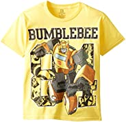 Transformers 男孩 Bumblebee T 恤