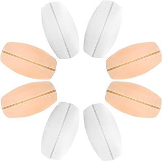 硅胶文胸带垫垫防滑弹性支撑肩垫保护套 3 双,4 双,LUCSIS