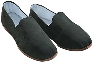 Rubber Sole Kung Fu Tai Chi Shoes size men's 9 1/2 to 10