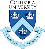 Columbia University Logo CreativeStickers0201 兩件套 (2x) 貼紙,筆記本電腦,iPad,汽車,卡車,4 英寸長(約 10.2 厘米)