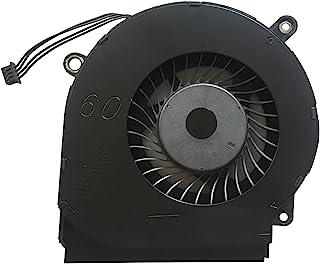 GPU 散热风扇兼容惠普 Omen 4 Pro 15-DC 系列风扇 15-dc0112TX 15-dc1068TX 15-dc0010CA 15-dc0052NR 15-dc1058WM TPN-Q211 P/N: L30203-001 (G...