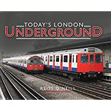 Today's London Underground (English Edition)