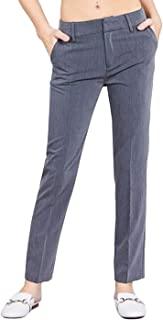 2LUV 女式锥形正装瑜伽制服正装裤
