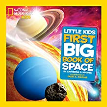 National Geographic Little Kids First Big Book of Space (Little Kids First Big Books) (English Edition)