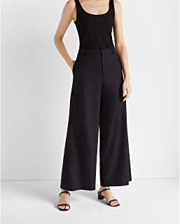 Club Monaco 女式阔腿裤,黑色,00P