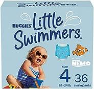 HUGGIES 好奇 Little Swimmers 游泳纸尿裤,尺寸4 中号,18件