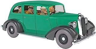 Tintin La Voiture des Gangsters 1/24 比例模型汽车