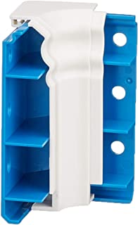"Habengut 内角用于基座栏""柏林轮廓""由 PVC 制成,颜色:白色内容:1 件 - 用于房顶环绕"