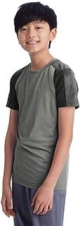 C9 Champion 男孩高级短袖 T 恤