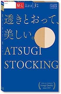 ATSUGI 厚木 STOCKING 连裤袜 透明美丽 [3双装] FP8823P 女士