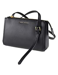 Marc Jacobs The Commuter 皮革斜挎包