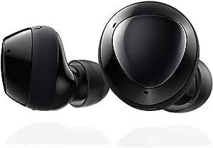 Samsung 三星 Galaxy Buds+ Plus,真正的无线耳塞(含无线充电盒),黑色 – 美国版