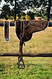 Cwell Equine 新款防滑底微型仿麂皮 BAREBACK 马鞍 PAD 带免费周长和破洞黑,棕色