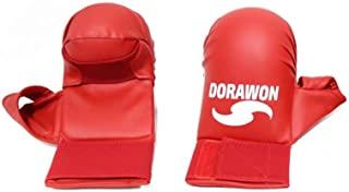 Dorawon Osaka Junior Karate 带拇指手套,中性儿童
