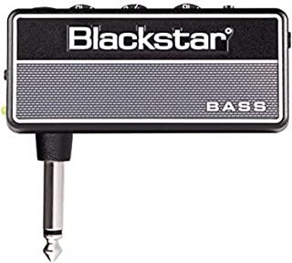 Blackstar 头戴式耳机 贝司放大器 amPlug2 FLY Bass 无需电缆的底板直接插拔 适合家庭练习 电池驱动 内置节奏模式