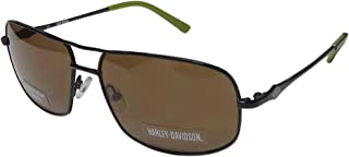 harley-davidson HDX 894男式设计师全边缘100% UVA 和 UVB 镜片太阳镜/墨镜