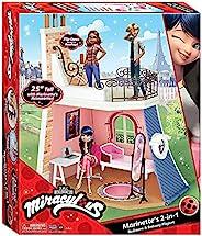 Miraculous P50660 2 合 1 阳台卧室玩具套装