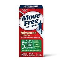 Move Free 益節綠盒(每瓶120粒)