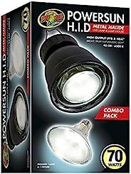 Zoo Med PowerSun H.I.D 金属卤素 UVB 灯和灯具