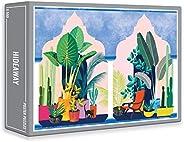 Hideaway 拼图,彩色,成人款,500片