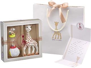 Sophie la girafe 苏菲牙牙胶套装 – 婴儿沙拉卡斯摇铃