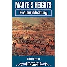 Marye's Heights: Fredericksburg (Battleground America) (English Edition)