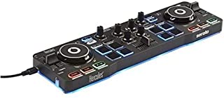 Hercules DJControl - 带 USB 的 DJ 控制器 - 包含软件和教程4780884 DJControl Starlight