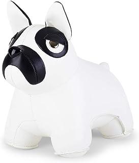 züúny Zuny,經典系列書架白色書架,辦公室裝飾 - 法國斗牛犬