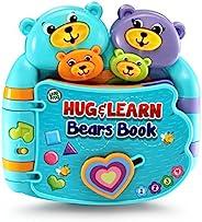 LeapFrog Hug and Learn 熊书(简约包装),蓝色